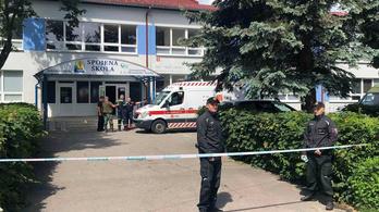 Iskolai késelés történt Szlovákiában