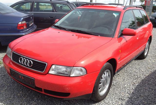 Idén több, mint ezer darab Audi A4 kapott magyar rendszámot