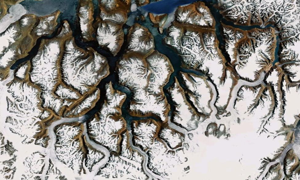 Öböl Grönlandon