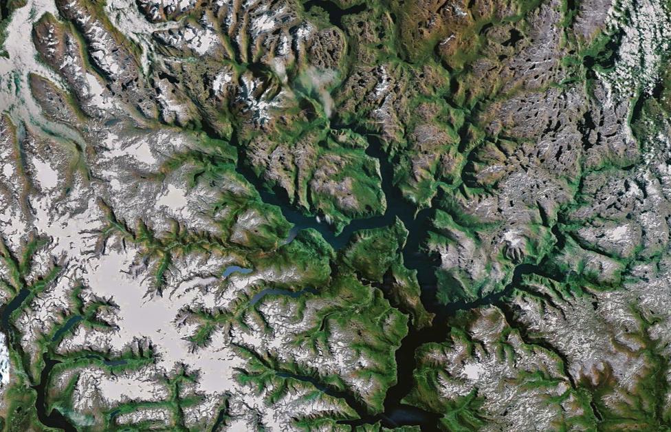 Fjordok Norvégiában