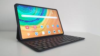 Huawei Matepad Pro: többet érdemelne