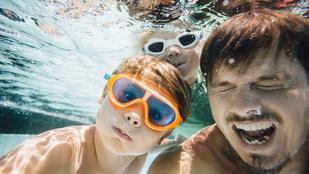 Miért dugul be a fülünk a víz alatt?