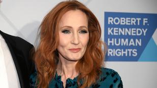 J.K. Rowling a lánya miatt nem beszélt eddig arról, hogy első férje bántalmazta, megerőszakolta