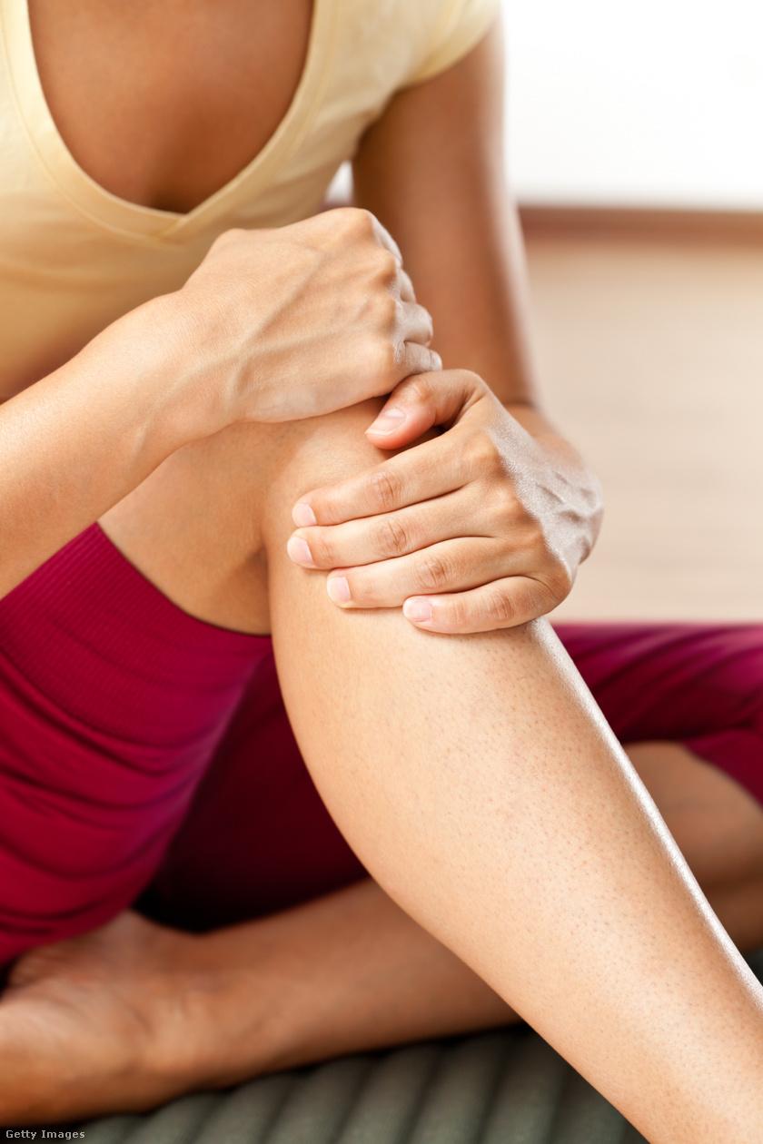 a térd ízületi gyulladásának sós kezelése