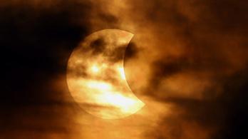 Magyarországról is látható lesz a részleges napfogyatkozás