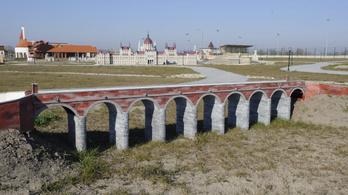 El nem készült Nagy-Magyarország-makettparkkal akartak félmilliárd forintot bezsebelni
