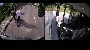 Irak után már nem számított kalandokra a rablótámadást megállító miskolci buszsofőr