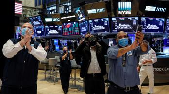 A fiatal amerikaiak hajtják a részvényárakat