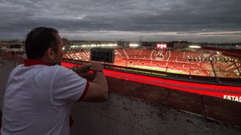 Sokáig nem történt semmi, aztán a Sevilla hat perc alatt elintézte a Real Betist