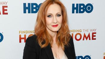 J. K. Rowling volt férje nem bánja, hogy annak idején felpofozta a feleségét