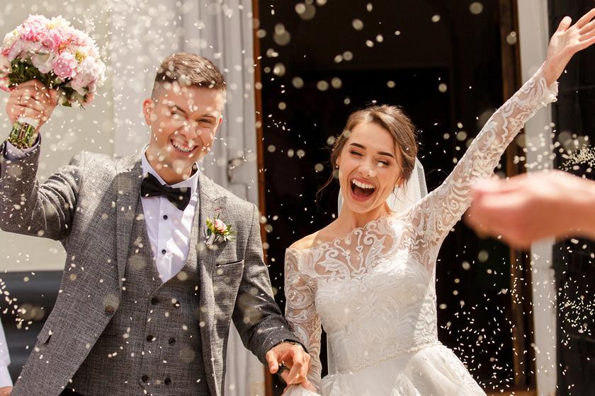 Esküvői szokások kvíze: tudod például, miért viselnek kéket az esküvőn?