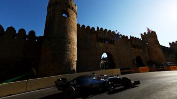 F1: újabb három futamot töröltek 2020-ról