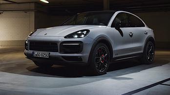 Itt a harmadik Porsche Cayenne GTS