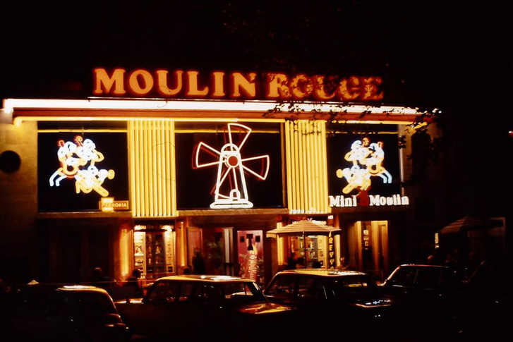 Moulin Rouge, akkor