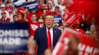 Senki sem perelhet, ha elkapja a koronavírust egy Trump-gyűlésen