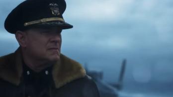 Az Apple mutatja be Tom Hanks legújabb filmjét