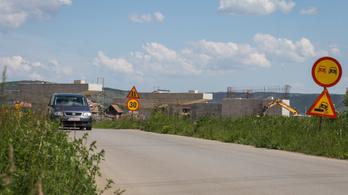 Feleannyiért épül tovább az észak-erdélyi autópálya, mint a mi M4-esünk