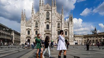 Olaszországban továbbra sem enyhül jelentősen a koronavírus-járvány