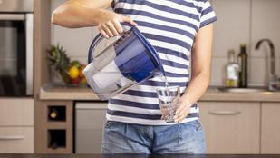 Van értelme vízszűrőre költeni?