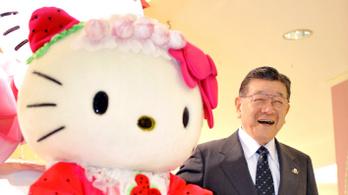Lemondott a Hello Kittyt megalkotó cég 92 éves igazgatója