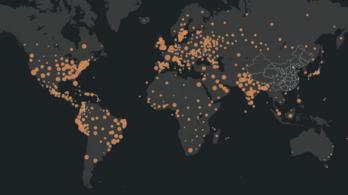 Indiában, Peruban és Argentínában a legrosszabb most a járványhelyzet