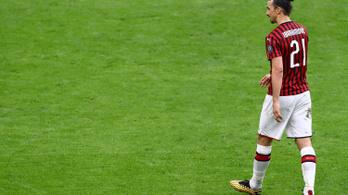 Ibrahimovic a Milan edzésén balhézott össze a klubigazgatóval