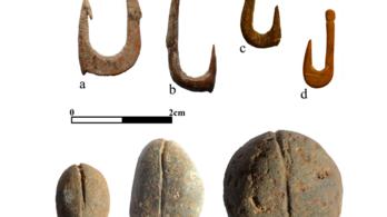 Tízezer éves kapitális horgászfogást találtak Izraelben