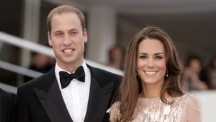 Vilmos herceg annyira be akarta cserkészni az egyetemen Kate Middletont, hogy majdnem ráesett