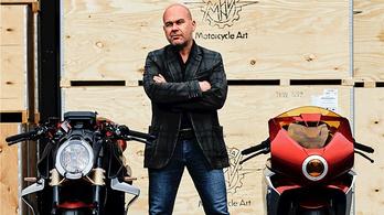 Elhagyja az MV Agustát a cég designfőnöke
