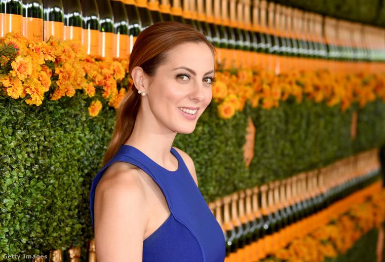 Eva Amurri egy Los Angeles-i díjátadón, 2015-ben.