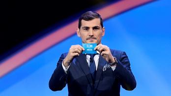 Iker Casillas most nem akar elnök lenni a spanyol futballszövetségnél