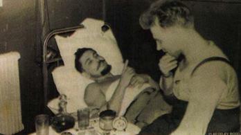 A szovjet hős, aki kivette a saját vakbelét
