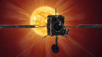 Először közelítette meg a Napot az európai űrszonda