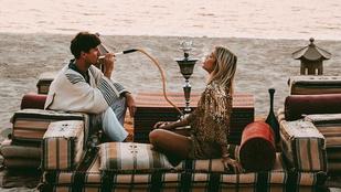 Balin él luxusban és luxusvillában ez az angol pár - influenszerkedésből
