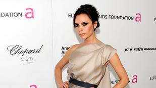 Victoria Beckham szerint régen azért járt feszülős ruhákban, mert nem volt önbizalma