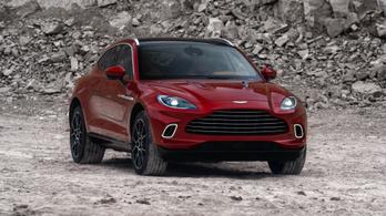 Ezt is túléli az Aston Martin?
