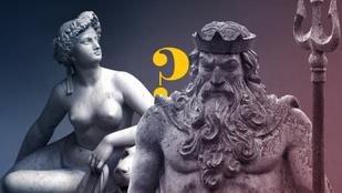 Derítsd ki, mennyire ismered jól a római mitológiát!