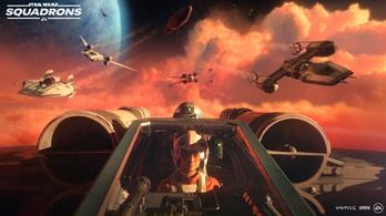 Újra X-szárnyúval harcolhatunk a Birodalom ellen