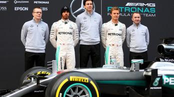 A Mercedes egyeduralmának egyik legfontosabb alakja távozik az F1-ből