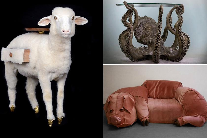 Ezeket a bútorokat valaki meg is veszi? 8 elképesztően ronda lakberendezési tárgy