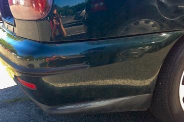 Gergely még keresett is a baleseten, hála az 5 ezer forintos javításnak.