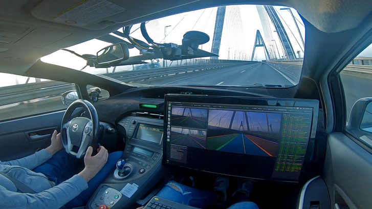 aimotive highway onboard
