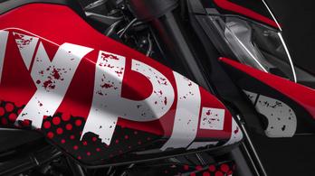 Itt a Ducati Hypermotard RVE