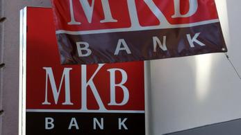 Kapott egy kis büntetést az MKB Bank
