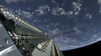 Már lehet jelentkezni a SpaceX internet-szolgáltatásának tesztjére
