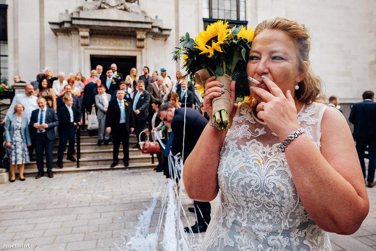 Senki nem mondta, hogy az esküvő stresszmentes mulatság