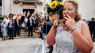 9 rendhagyó esküvői kép, melyek a lagzi titkos pillanatait mutatják meg