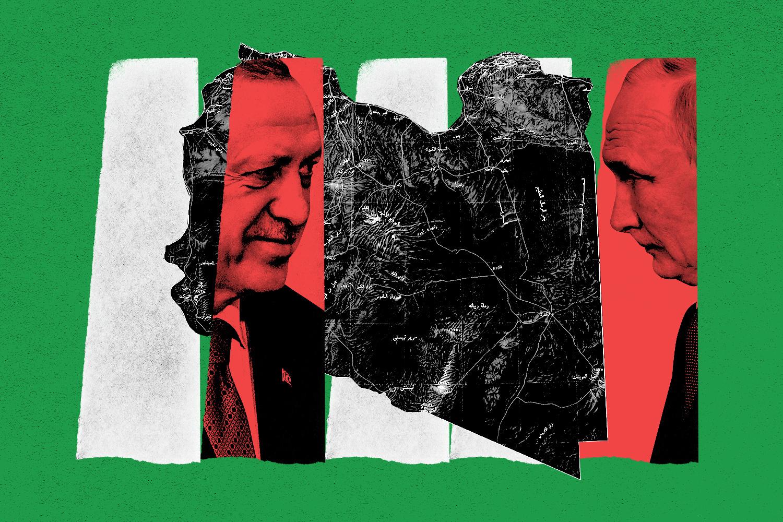 libia erdogan putin