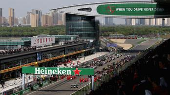 Kínának is felajánlotta az F1, hogy dupla futamot rendezzen