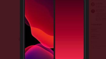 Összecsukható telefont tesztel állítólag az Apple